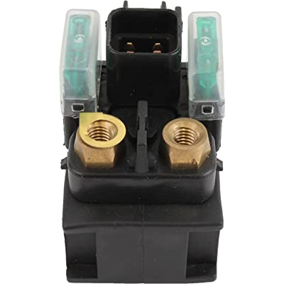 DB Electrical New SMU6063 Starter Relay Solenoid for KTM 690 950 990 /Suzuki Motorcycle GSX600F GSX750F Katana, SV650, TL1000R, VL1500, VL800 VZ800, Scooter AN400 Burgman /31800-21E20: Automotive