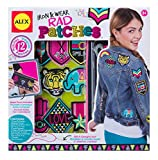 Alex Toys DIY Wear Iron and Rad Patches, Multi Color