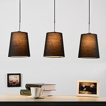 kmmk Lámparas creativas nórdicas, iluminación de ...