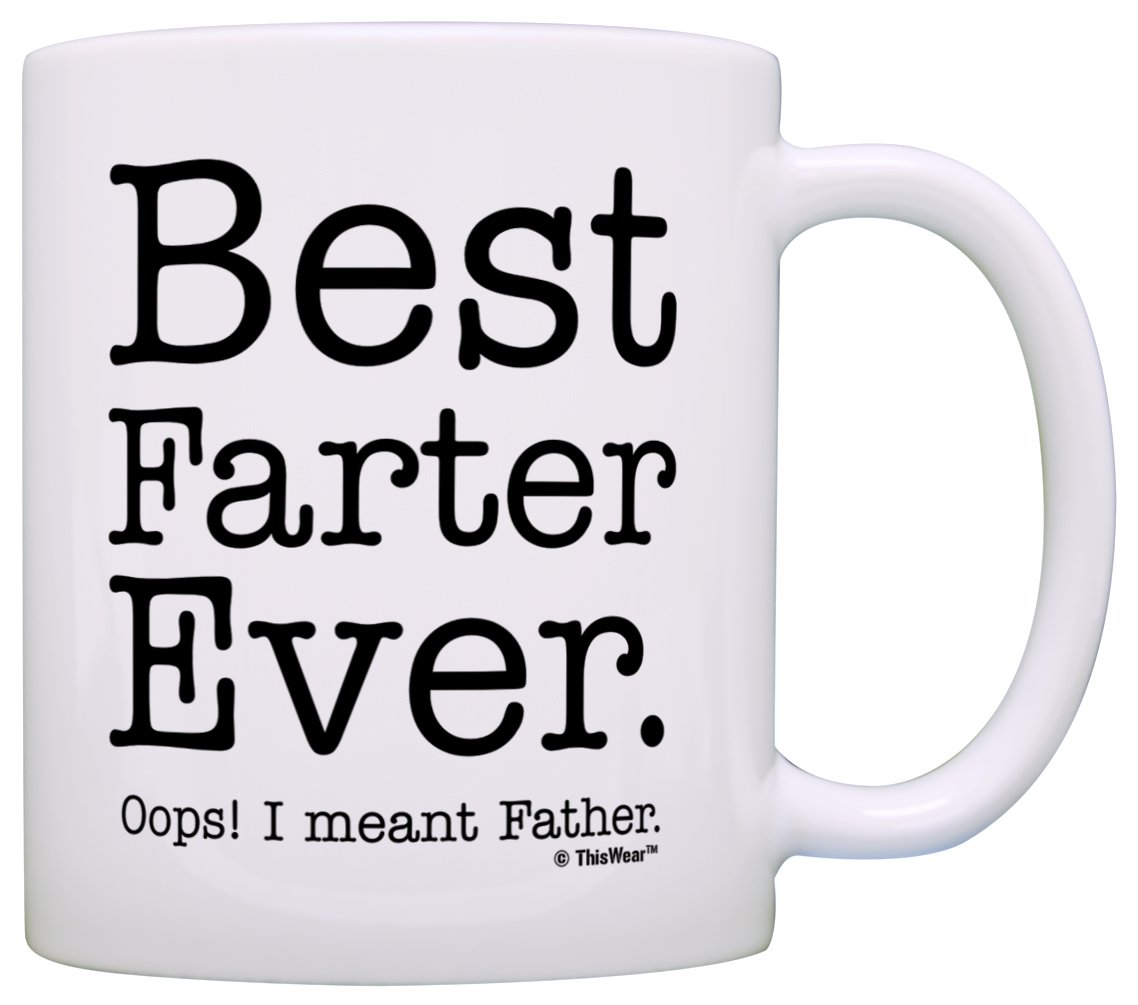 Funny Coffee Mug for Dad