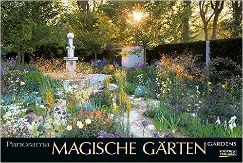 Magische Gärten 214219 2019 Großer Foto Wandkalender Mit Bildern