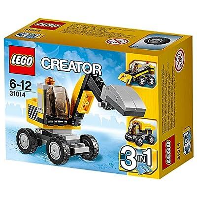Lego Creator PowerDigger 31014: Toys & Games