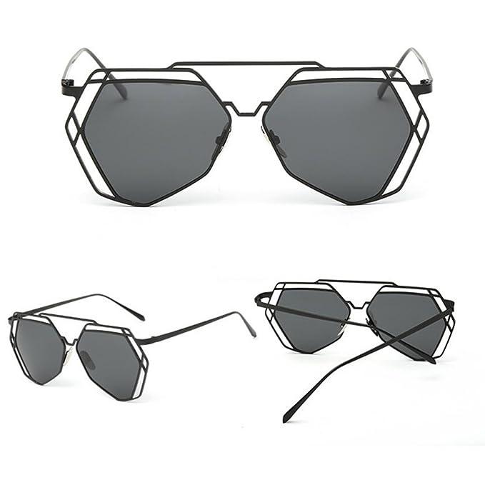 Gafas de sol polarizadas, sombras multilaterales, gafas de sol para hombres y mujeres: Amazon.es: Ropa y accesorios