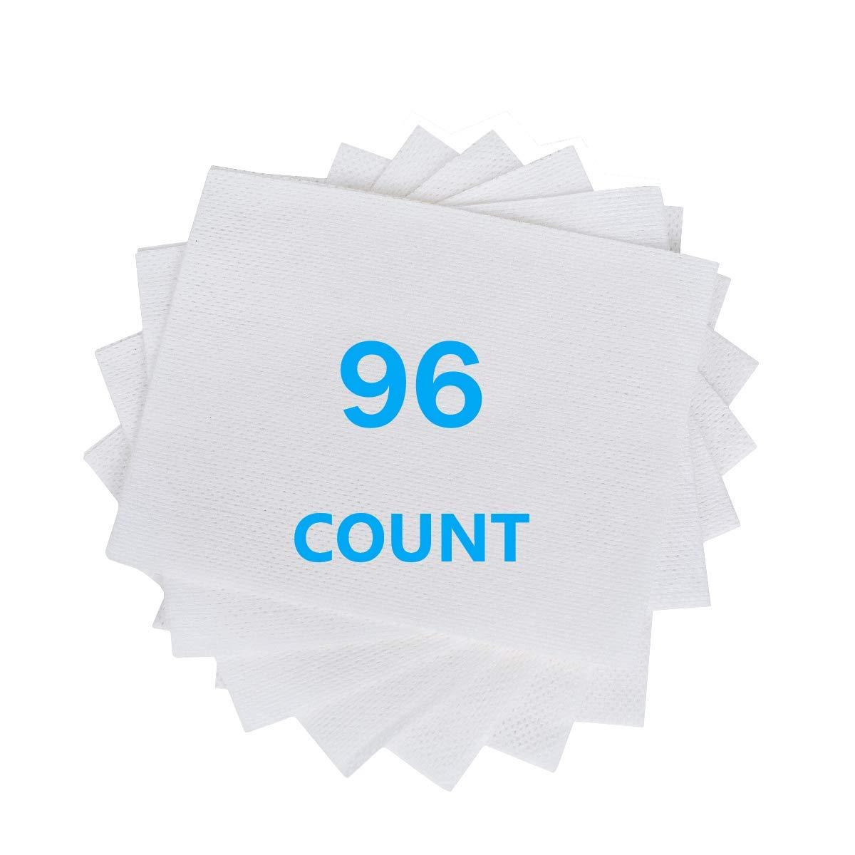 Auxinカラーキャッチャーランドリーシート[ 96 Count ]、服Dyeブラック、トラップLoose染料、Washブラック/ホワイト/ジーンズ/レッド/カラフルミックスClothesカラーBlocker、Dyeトラップシート、Dyeキャッチャーシート[ $ 0.13 / Count ] B079KS35LT
