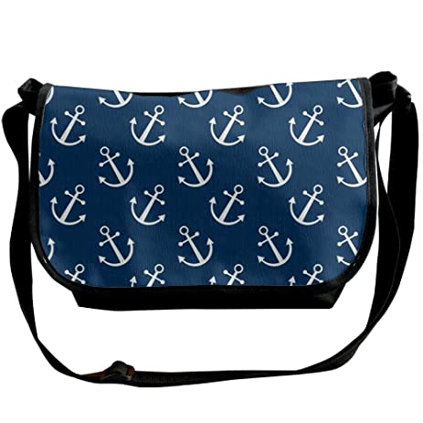 3532c3df5e Teen Boys Fancy Anchors r n Design Crossbody Messenger Bags Concise Cross  Bags For