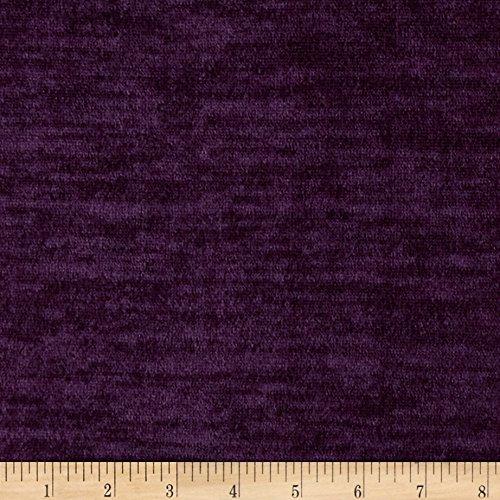 (Telio Topaz Hatchi Knit Fabric, Purple, Fabric By The Yard)