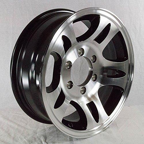aluminum trailer wheels 16 - 2