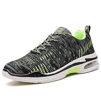 Shoe house Cojín de Aire Zapatillas Deportivas de Running para ...