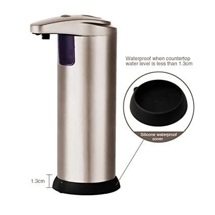 Sensor de infrarrojos automático dispensador de jabón para ...