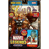 Figura de Marvel Legends Beta Ray Bill Modok serie