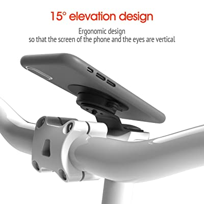 Bicycle Bike Motorcycle Aluminum Handlebar Phone holder Mount for Cell Phone GPS