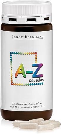 AZ con 24 Vitaminas y Minerales - 150 Cápsulas