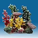 Instant Reef DM058 Artificial Coral Inserts Decor, Fake Coral Reef Decorations for Colorful Freshwater Fish Aquariums, Marine and Saltwater Fish Tanks 7