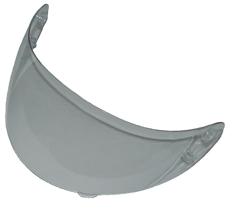 conveniente para todos los tama/ños del casco Protectwear H520-Vs-Kl Visera de repuesto para el casco Transparente claro H520