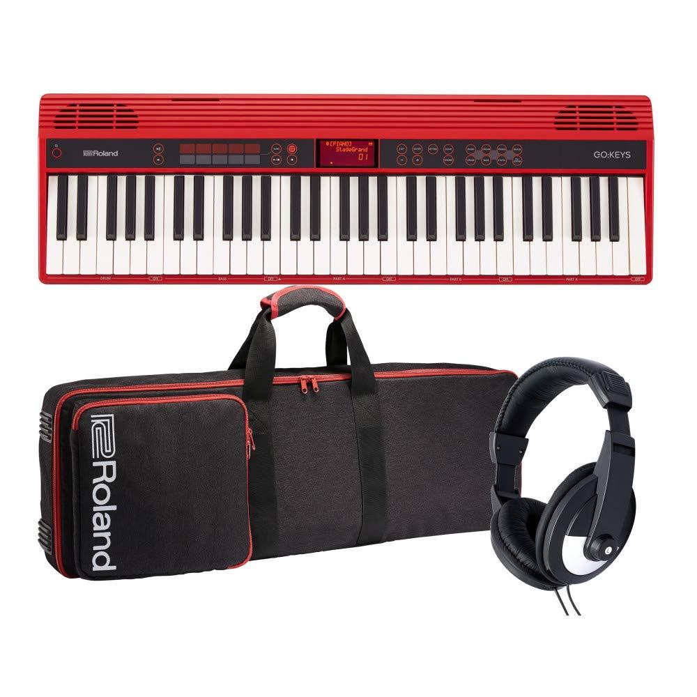 激安本物 Roland Keyboard GO:KEYS Music Roland Creation Keyboard GO-61K Music【純正キャリングケース&ヘッドホンセット】B07L1NLTCR, 新品即決:ef9e2dab --- a0267596.xsph.ru
