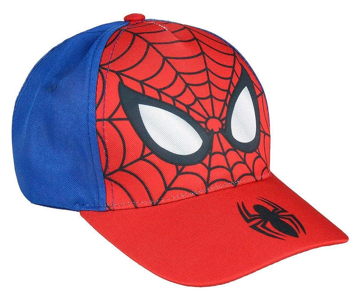 Multicolor 001 Cerd/á Gorra Spiderman Cappellopello, 3 Bambino Taglia Produttore: Medium