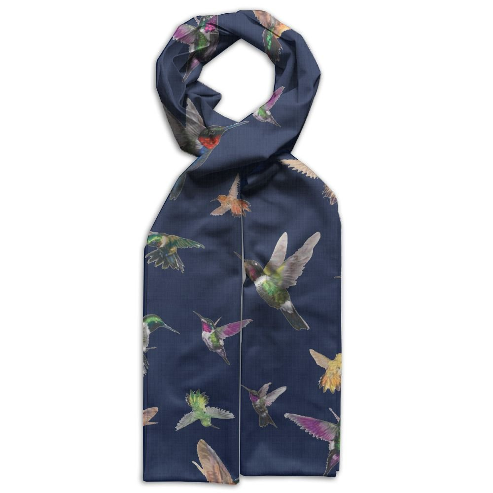 DGYEG44 Birds Printing Scarf Kids Warm Soft Fashion Scarf Shawl For Autumn Winter