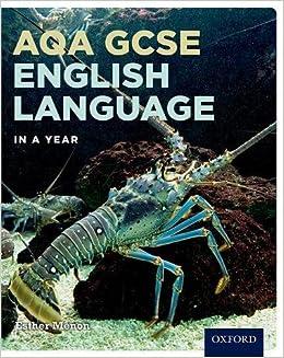 AQA GCSE English Language in a Year Student Book