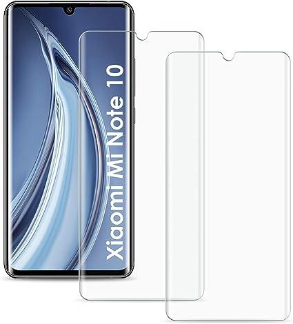 Bodyguard Panzerglas Für Xiaomi Mi Note 10 Note 10 Pro 2 Stück Ultra Hd 3d Gebogenen Volle Bedeckung Blasenfrei Schutzfolie Für Xiaomi Mi Note 10 Note 10 Pro Elektronik