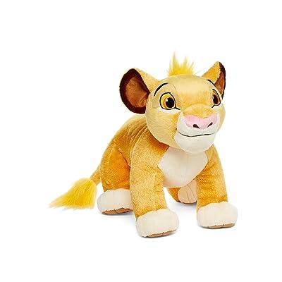 "Dsney Collection The Lion King Guard Plush Simba, Medium 12"": Toys & Games"