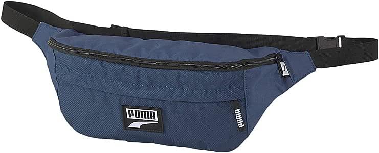 PUMA Deck Waist Bag XL Riñonera, Unisex-Adult, Dark Denim, OSFA: Amazon.es: Deportes y aire libre