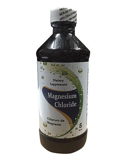 Cloruro de Magnesio - Utilizada para Combatir la Depresion y Calambres. Elimina el acido urico
