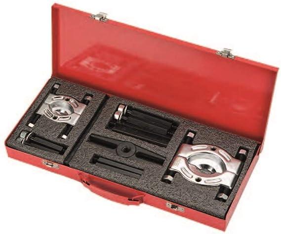 ALYCO 122200 - Juego 2 separadores guillotina en caja metalica: Amazon.es: Bricolaje y herramientas