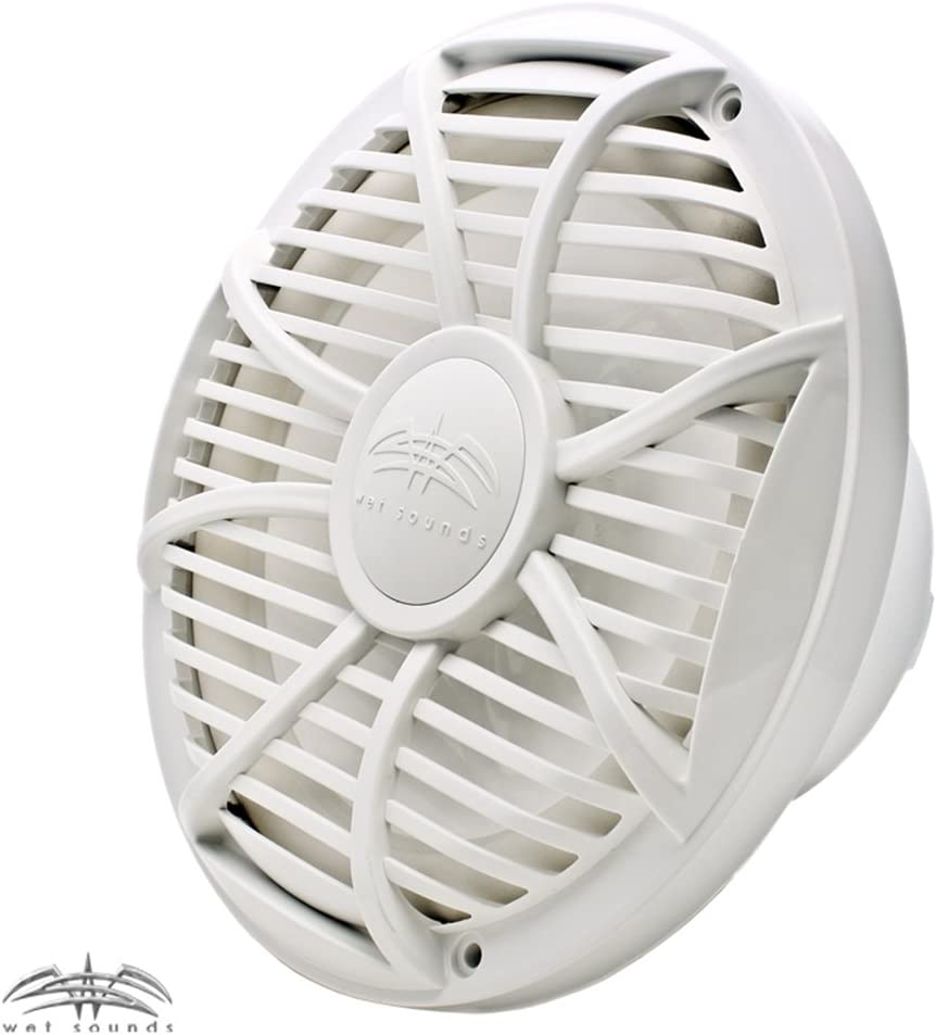 Wet Sounds White 10 Free Air Marine 2 ohm Sub