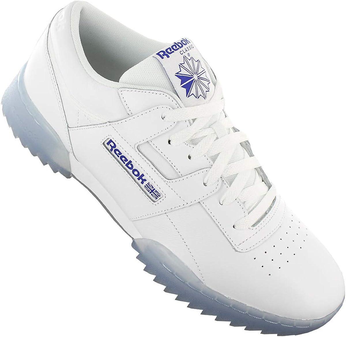 Reebok Workour Clean Ripple Ice CM9931 Herren Schuhe Weiß