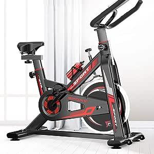 Bicicleta de spinning, equipos de gimnasia para el hogar ...