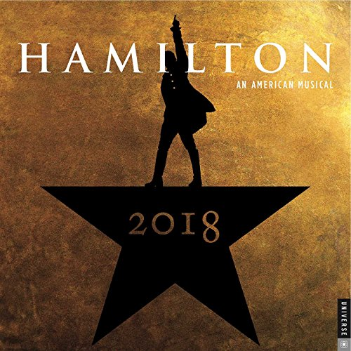Price comparison product image Hamilton 2018 Wall Calendar