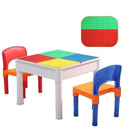 Juego de mesa de actividades para niños - 3 en 1 mesa de agua ...