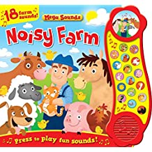 Noisy Farm (Sound Book): 18 Farm Sounds
