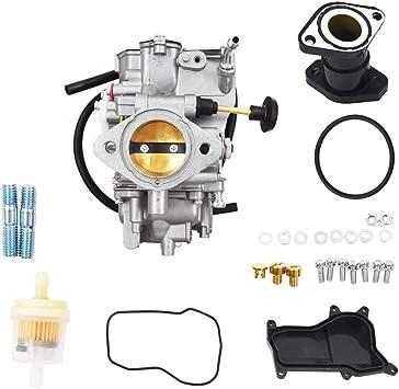 Carburetor for Yamaha Kodiak 400  YFM 400 4x4 4WD Carb ATV YFM400 1993 1994 1995