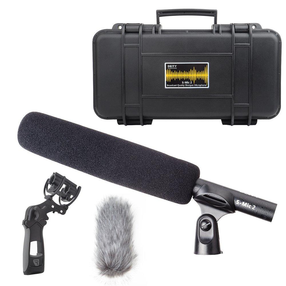 Deity S-Mic 2 Location Kit Condenser Shotgun Microphone by Deity