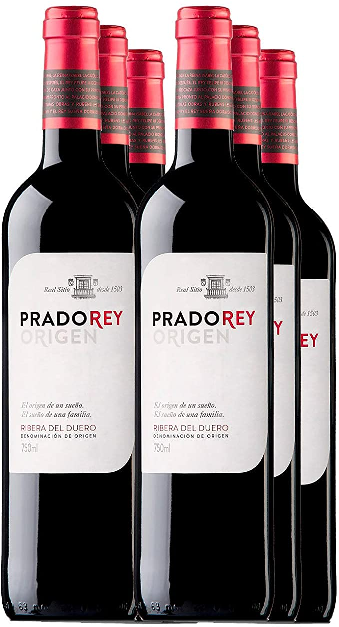 PRADOREY Roble Origen-Vino tinto