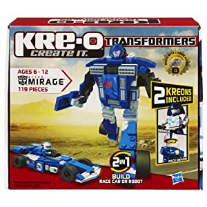 KRE-O Transformers Mirage Construction Set (31145)