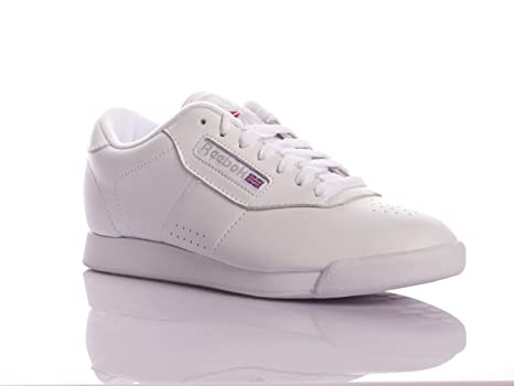Reebok PRINCESS Zapatillas Blanco para Mujer