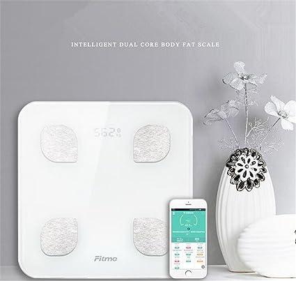 W-ONLY YOU-J Báscula de baño digital / escala de pesaje electrónica Regalos