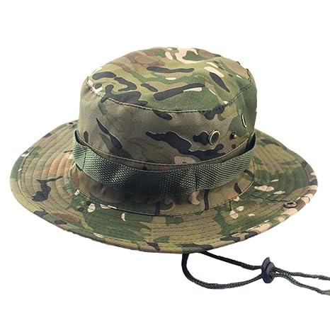 amazon com autumn water adjustable camouflage outdoor camping rh amazon com  Nike Bucket Hats Supreme Bucket Hat 3179b29b88d