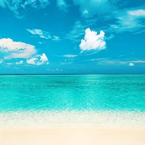 3 M Fotografia Ritratto Sfondi Fondale A Tema Spiaggia Mare Turchese
