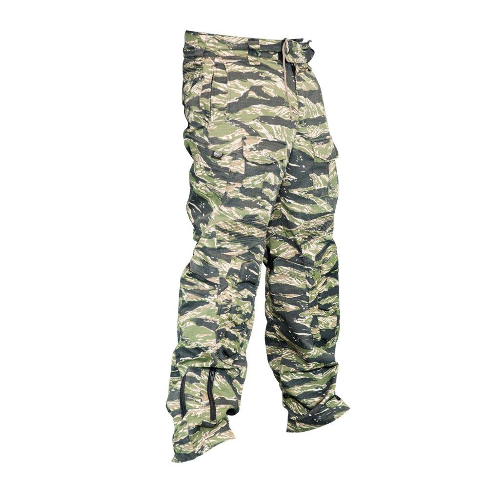 Valken Tactical Tango Combat Pants, Tiger Stripe, Large by Valken Tactical