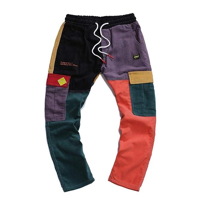 Amazon.com: Pantalones de deporte para hombre, con ...