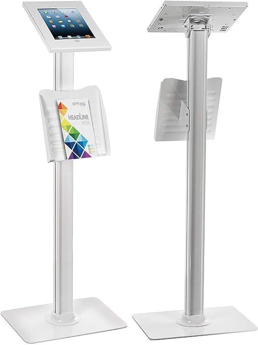 Maclean MC de 724 Universal Tablet Soporte de Mesa Soporte para ...