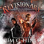 Revisionary: Magic ex Libris, Book 4 | Jim C. Hines
