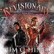 Revisionary: Magic ex Libris, Book 4   Jim C. Hines