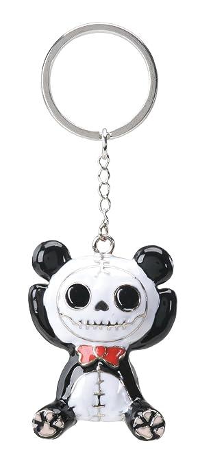 Oso Panda Pandie mullidas Bones llavero (Juego de 6): YTC ...