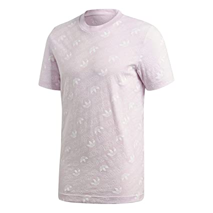 Adidas Monogram – Camiseta de, Todo el año, Hombre, Color Aerpnk, tamaño