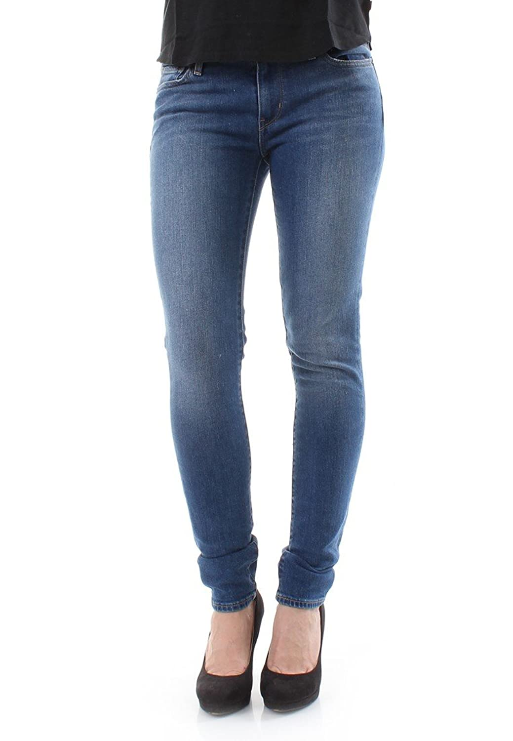 Levis Jeans Women 711 SKINNY 18881-0135 Pale Night