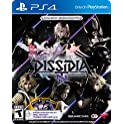 Dissidia Final Fantasy NT Steelbook Brawler Edition for PS4